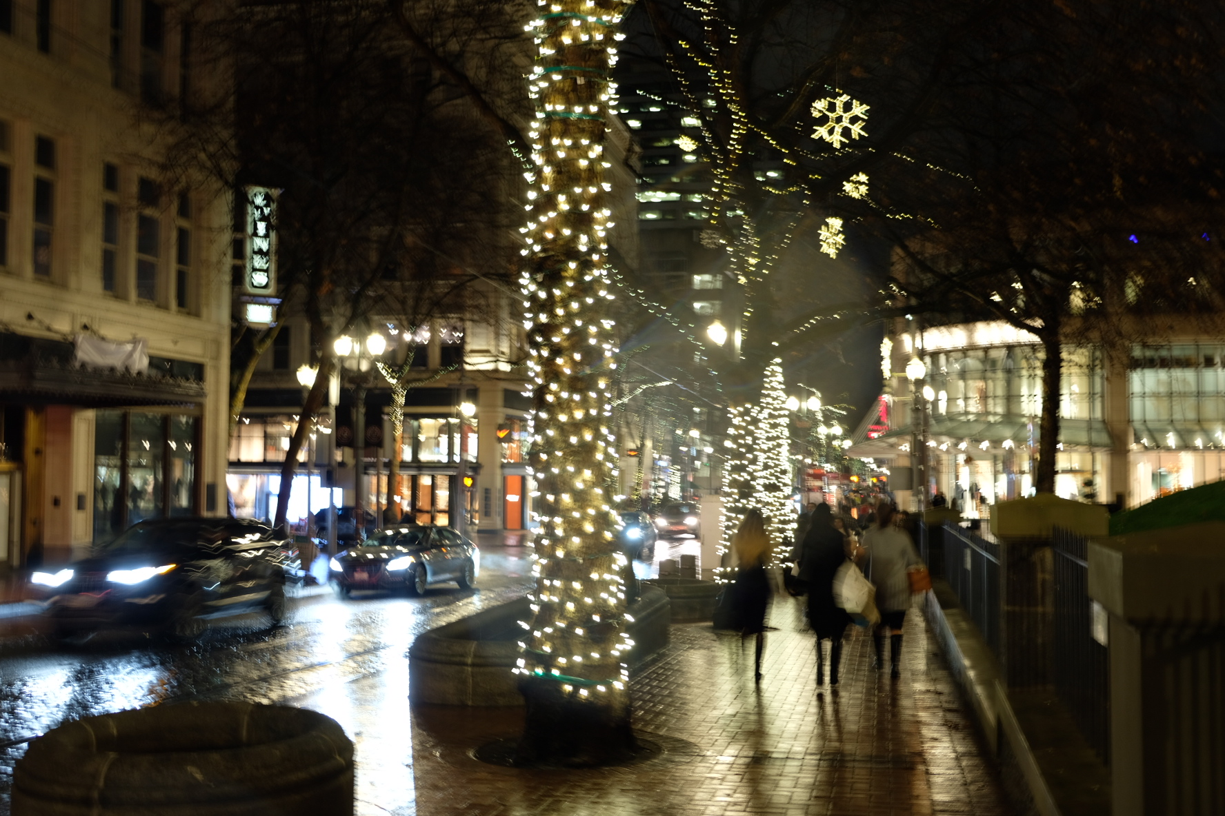 Portland Oregon, Downtown