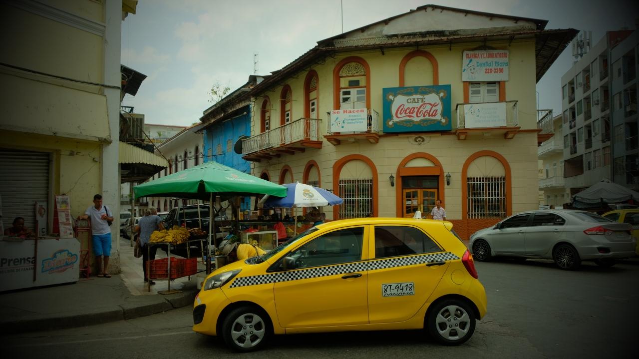 Panamá Viejo - Av Central