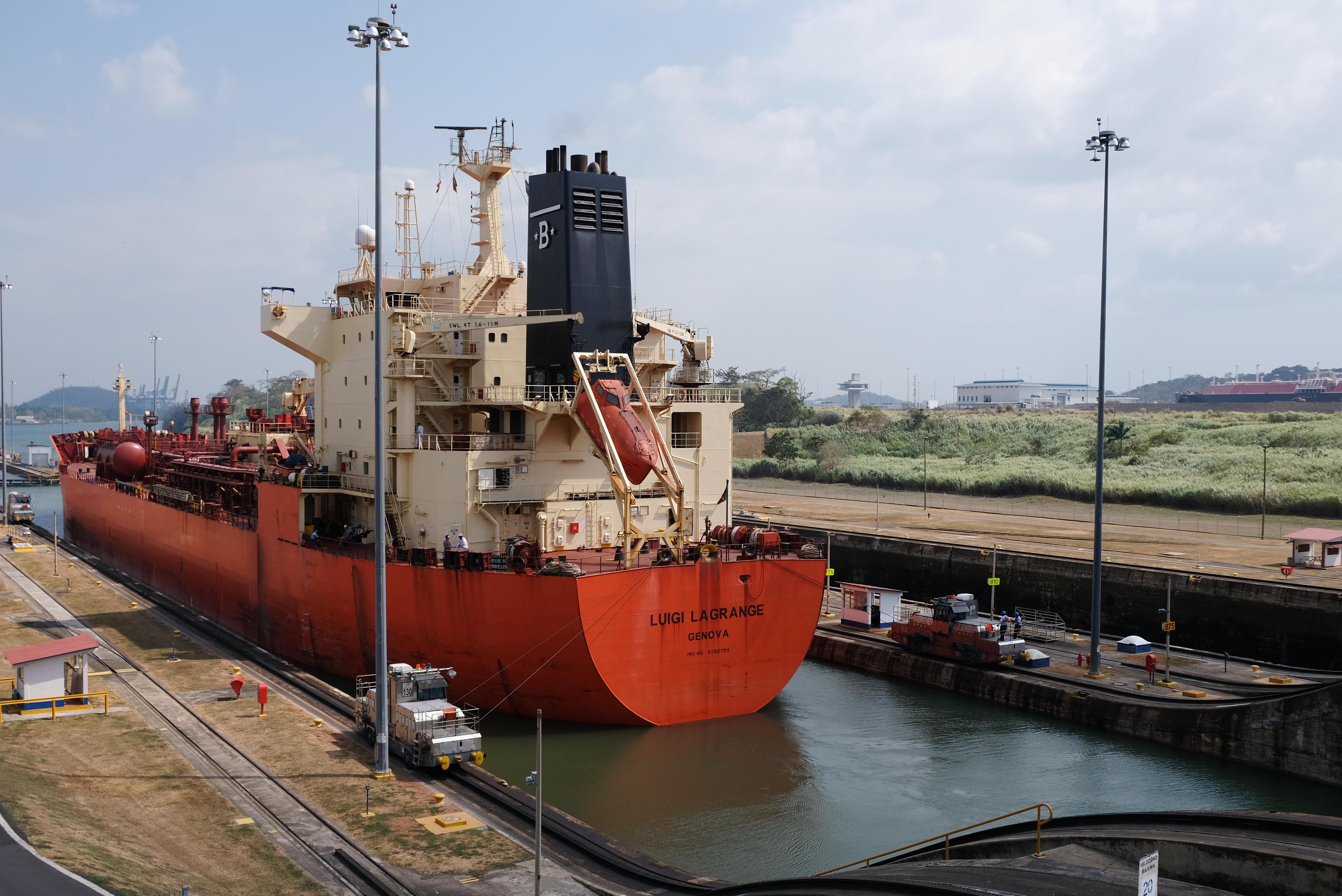Canal de Panamá - Miraflores