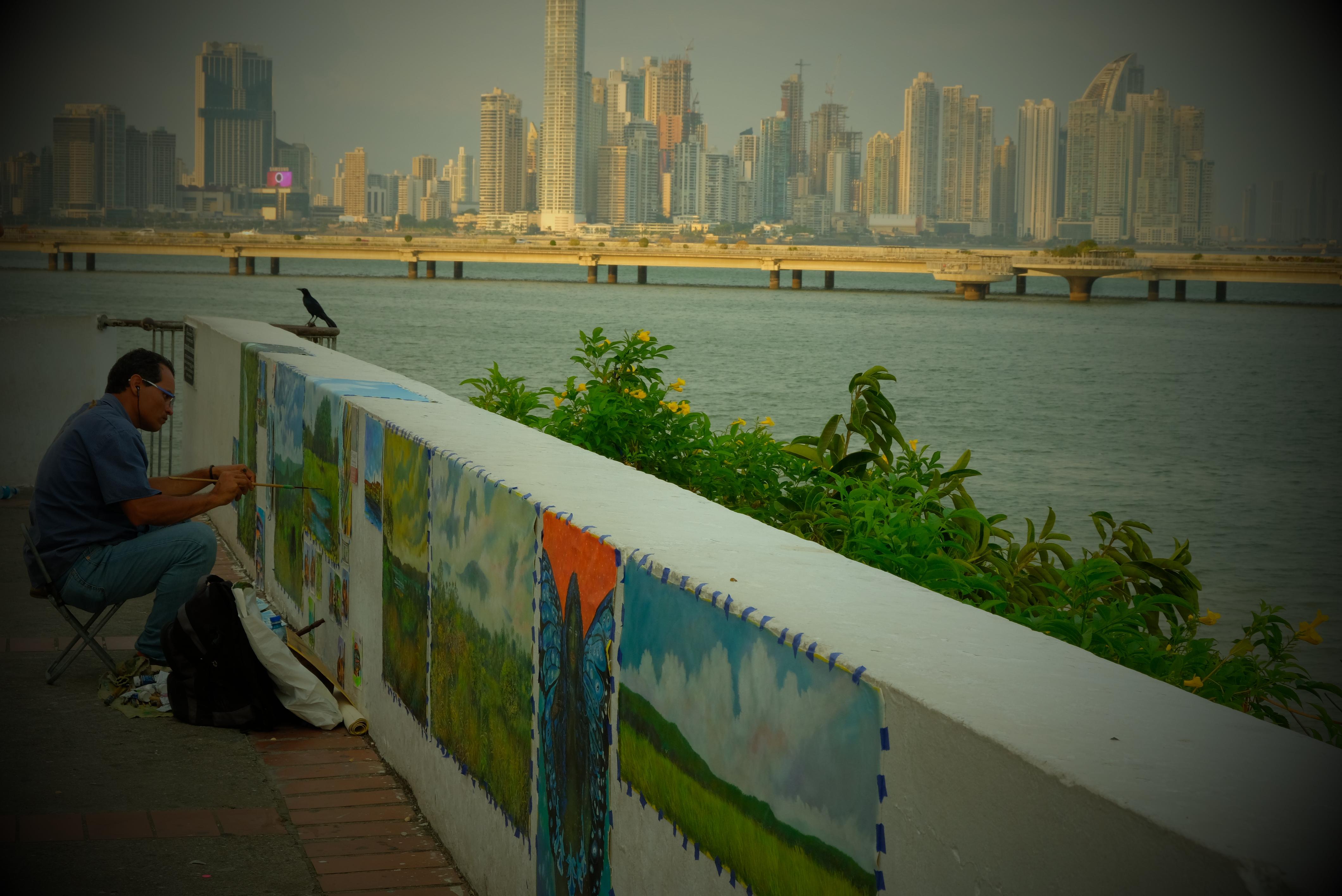 Vistas Panamá City