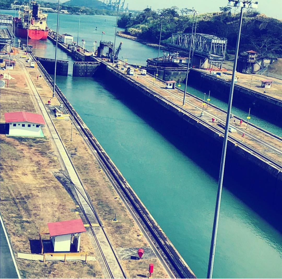 Cana de Panamá - Miraflores