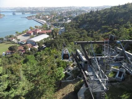 Pierre Loti Hill - vistas