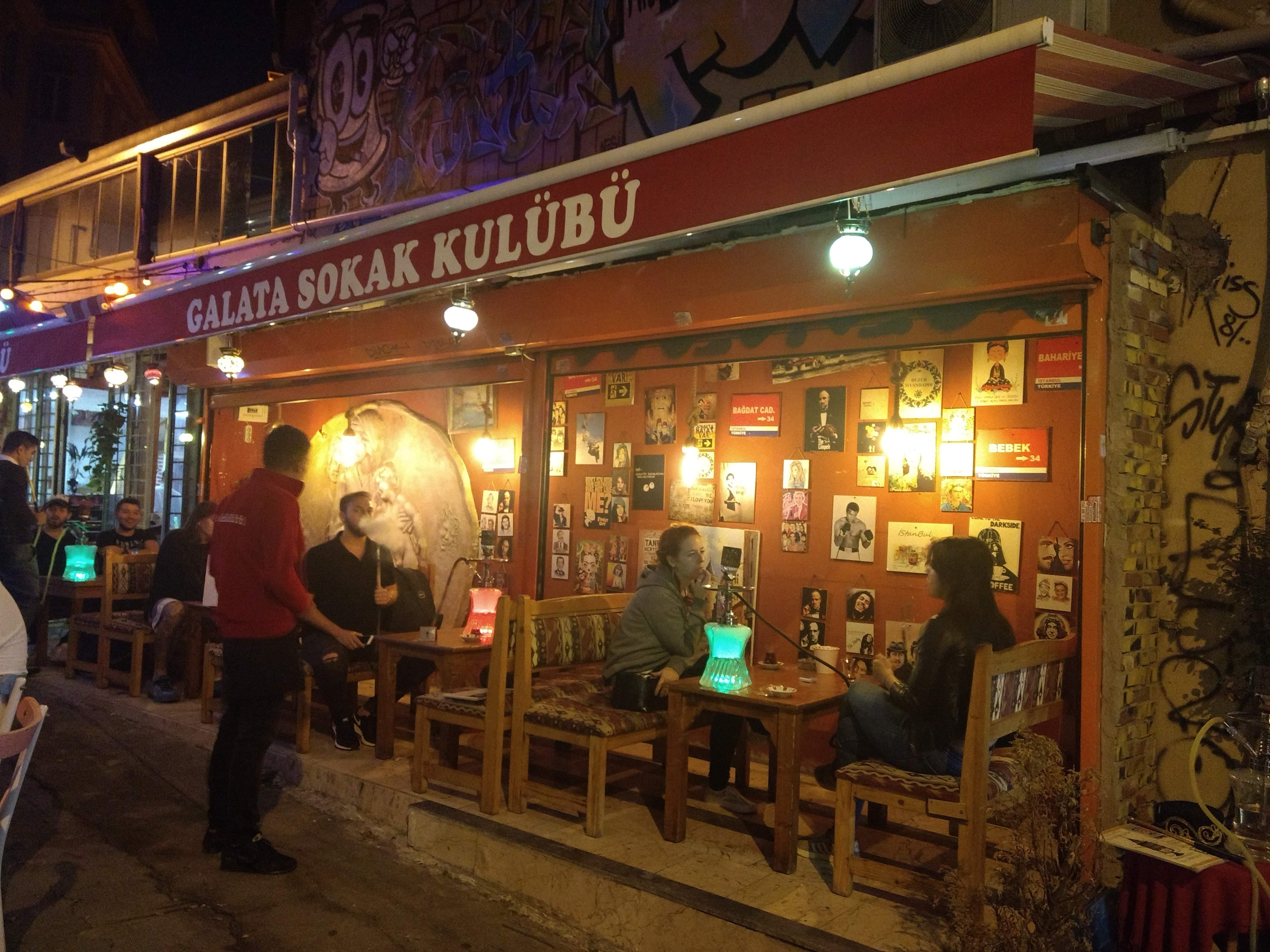 Estambul, callejeando por ahí