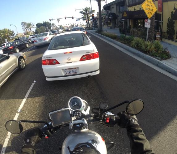 Costa Mesa - Pacific Coast Highway 1