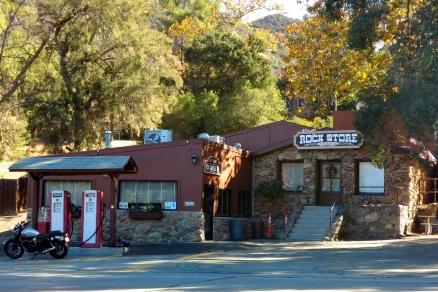 Mulholland Highway - Rock Store