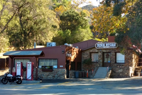 Mulholland Highway - Rock Store