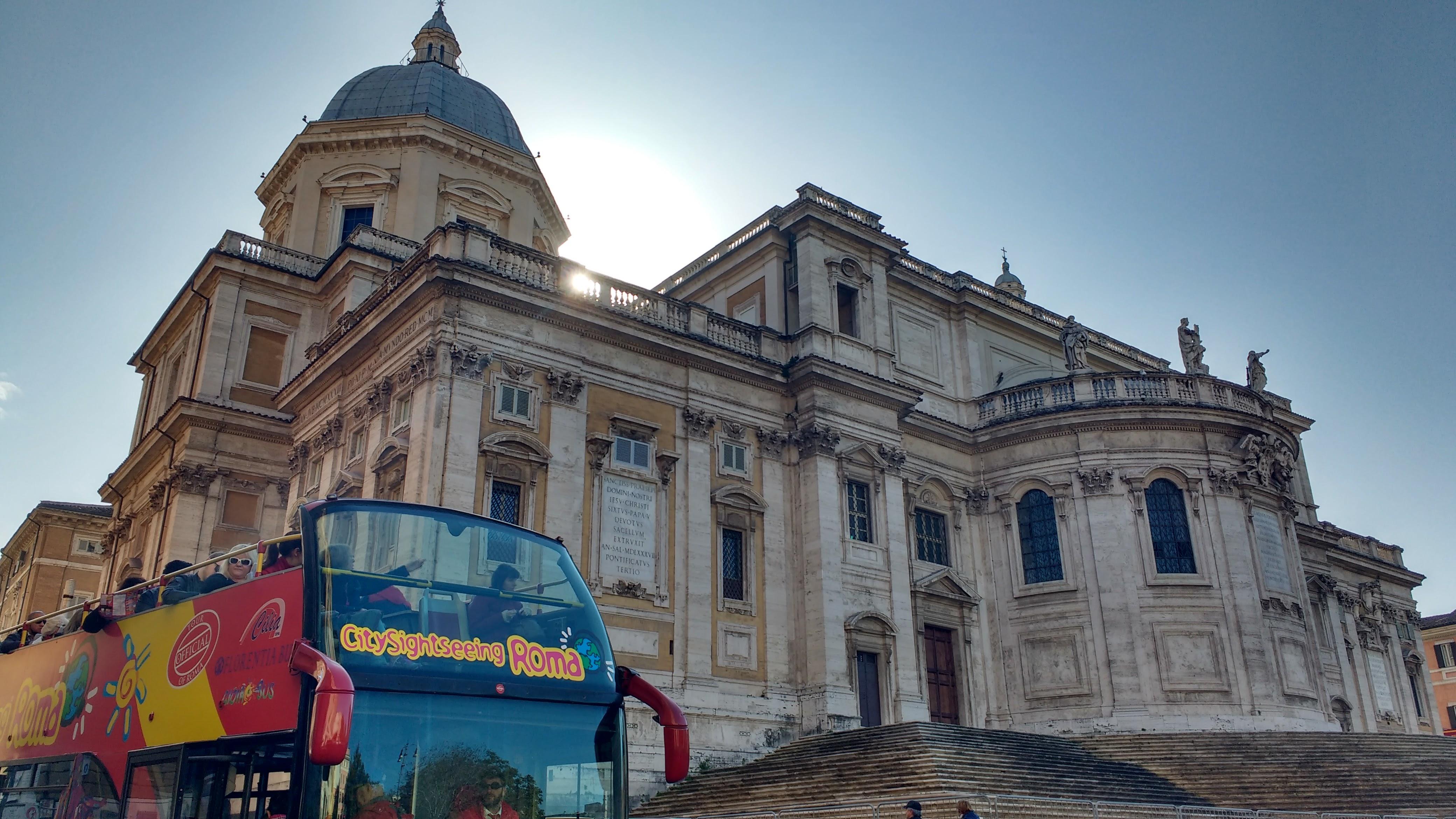 Basílica Santa María la Maggiore