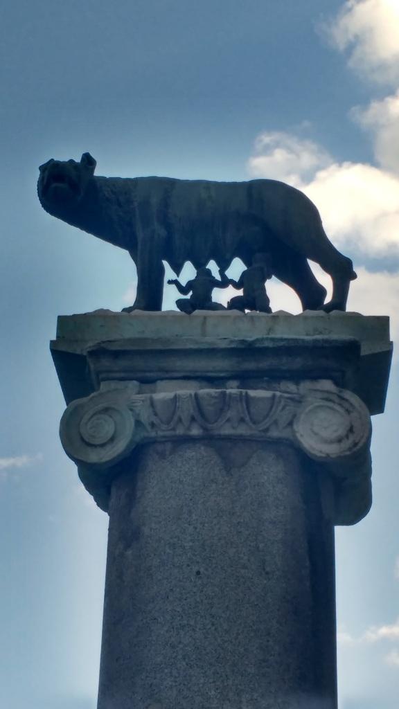Piazza del Campidoglio - La Loba